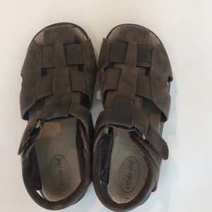 Stride rite Angler sandals size 13M